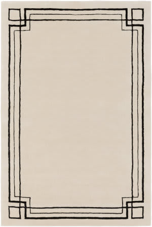 Surya Intermezzo Ine-1004 Cream Area Rug