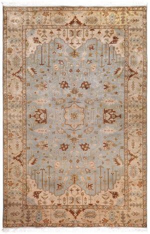 Surya Adana IT-1013 Light Gray Area Rug