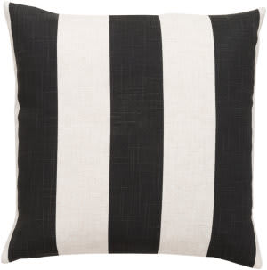 Surya Simple Stripe Pillow Js-009