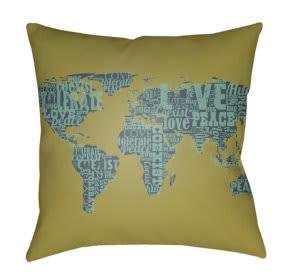 Surya Jetset Pillow Jt-007