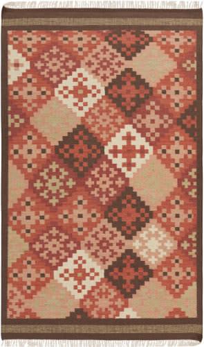 Surya Jewel Tone Ii JTII-2048 Carnelian Area Rug