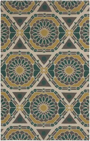 Surya Kaleidoscope KAL-8001 Kelp Brown Area Rug