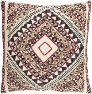 Surya Kazinga Pillow Kaz-001