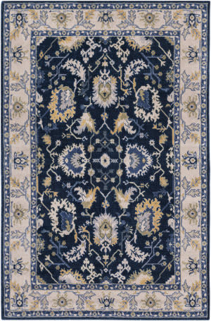 Surya Kansai Kns-1004 Blue Area Rug
