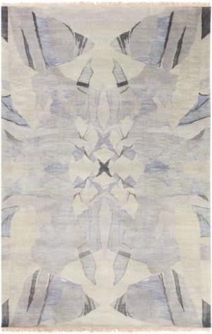 Surya Libra One Lbo-1004 Gray/Lilac Area Rug
