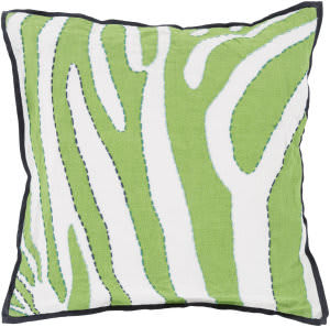 Surya Zebra Pillow Ld-040