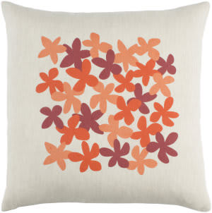 Surya Little Flower Pillow Le-001