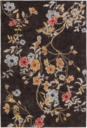 Surya Linnea Lia-1000 Brown Area Rug