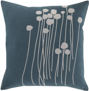 Surya Abo Pillow Lja-003 Green/Grey