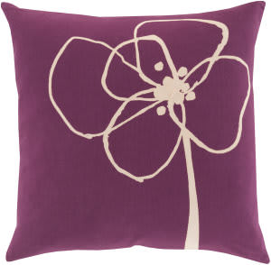Surya Blomster Pillow Ljb-003