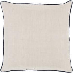 Surya Linen Piped Pillow Lp-006