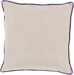 Surya Linen Piped Pillow Lp-007