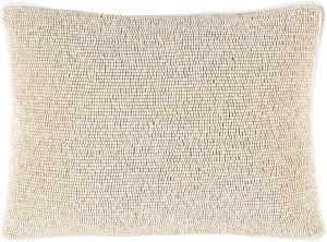 Surya Lark Pillow Lrk-002 Cream