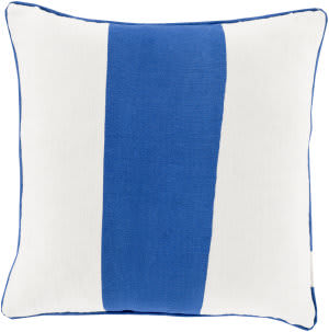 Surya Linen Stripe Pillow Ls-001
