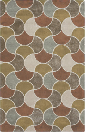 Surya Lighthouse LTH-7002 Parchment Area Rug