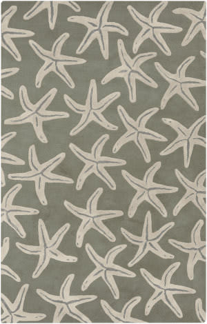 Custom Surya Lighthouse LTH-7005 Slate Gray Area Rug