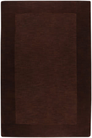 Surya Mystique M-294 Chocolate Area Rug