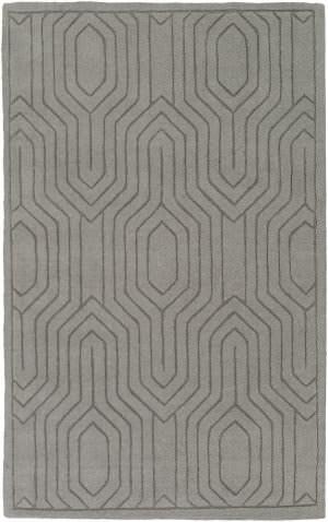 Surya Mystique M-5370 Charcoal Area Rug