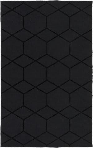 Surya Mystique M-5431 Black Area Rug