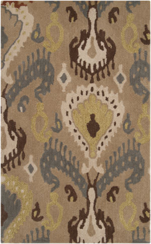 Surya Matmi Mat-5435 Fatigue Green Area Rug
