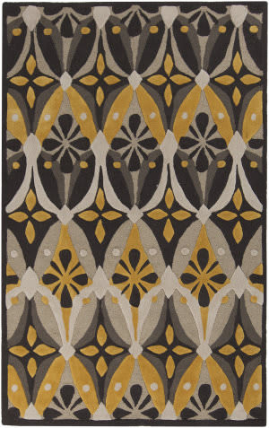 Surya Mamba MBA-9024 Feather Gray Area Rug