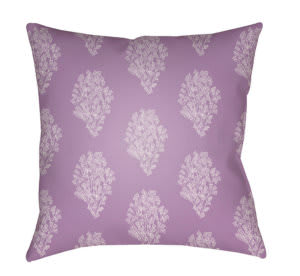 Surya Moody Floral Pillow Mf-018