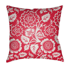 Surya Moody Floral Pillow Mf-020
