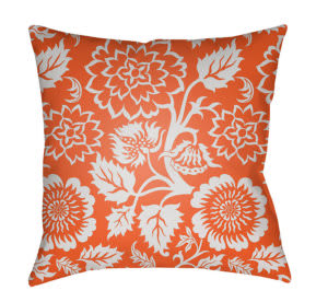 Surya Moody Floral Pillow Mf-023