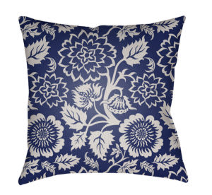 Surya Moody Floral Pillow Mf-025