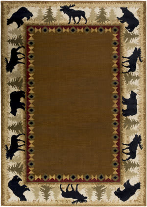 Surya Mountain Home Mth-1008  Area Rug