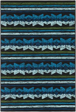 Surya Mayan Star Mya6229 Navy Blue Area Rug