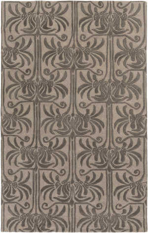 Surya Natura Nat-7057 Light Gray Area Rug