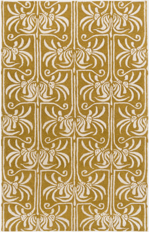 Surya Natura Nat-7059 Gold Area Rug