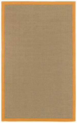 Surya Natural Living Soho Orange Area Rug