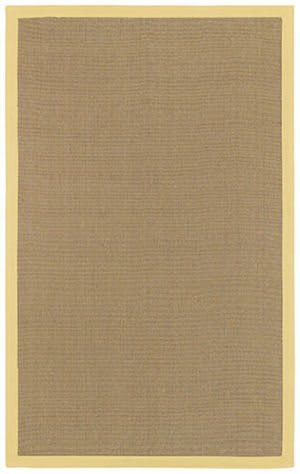 Surya Natural Living Soho Yellow Area Rug