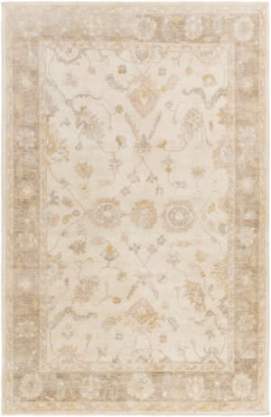 Surya Normandy Noy-8004 Ivory Area Rug