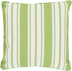 Surya Nautical Stripe Pillow Ns-006