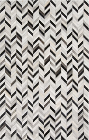 Surya Outback Out-1008 Black Area Rug