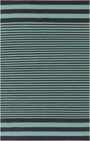Surya Oxford Oxf-3005 Teal Area Rug