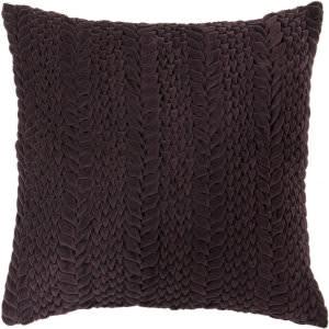 Surya Pillows P-0277 Eggplant