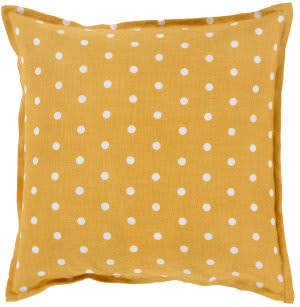 Surya Polka Dot Pillow Pd-008