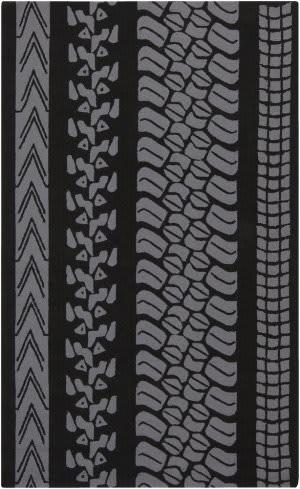 Surya Pandemonium Pdm-1006 Charcoal Area Rug