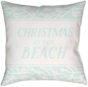 Surya Sea-Sons Greetings Pillow Phdgr-001