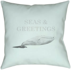 Surya Seas And Greetings Pillow Phdsg-002