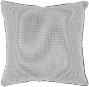 Surya Piper Pillow Pi-006 Gray