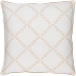 Surya Parsons Pillow Pr-001 Beige