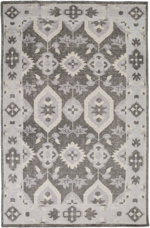 Surya Pazar Pzr-6006 Charcoal Area Rug