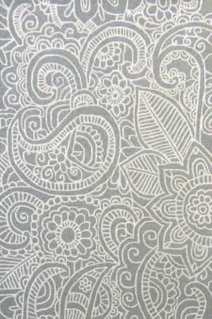 Surya Queensland Qsl-1001 Gray Area Rug