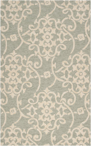 Surya Rain RAI-1103 Malachite Green Area Rug
