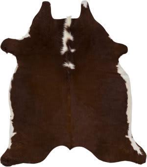 Surya Rawhide Raw-1001 Brown Area Rug